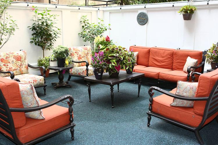 Our Residence Garden